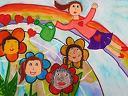 Кръжок за деца по рисуване за 7,50 лв. - 2 часа забавление от