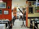 Младо печено теленце + печени картофки + зелени салати микс, от BG wine Restorant