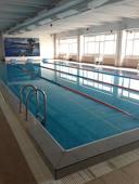 Един урок по плуване за деца или възрастни с треньор /50 минути/, от Плувен басейн 56