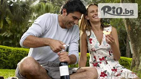 Почивката, която заслужавате - чист въздух, приятели и барбекю! Пикник сред природата със скара, маси и столове от
