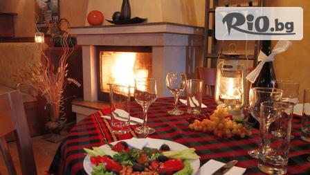 Зимна Ски и СПА почивка в Банско! Нощувка със закуска и вечеря + СПА пакет само за 34 лв, от Florimont Casa