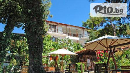 4-дневна екскурзия за Великден до Тасос! 3 нощувки със закуски и вечери в хотел Esperia 3* с или без организиран транспорт за 249лв, от Дениз травел
