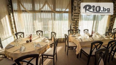 СПА почивка в Чепеларе! Нощувка със закуска и вечеря + басейн и сауна за 53лв, от Хотел Родопски Дом
