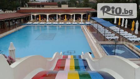 Ранни записвания за майски празници в Кушадасъ, Турция! 4, 5 или 7 нощувки на база All Inclusive в хотел Pigale Family Club 3* на цена от 185лв, от ТА Глобус Холидейс