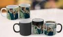 Керамична или Магическа чаша с ваша снимка и надпис на цена от 4.95лв, от Clothink. Вълшебен подарък!