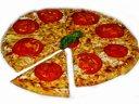 Семейна пица XXL - 60 см., 10 парчета, 2100 гр. за 12,50 лв по избор от пицария