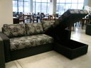 Удобство и лукс вкъщи с диван по избор от Art Est с функция сън и табуретка от 527 лв