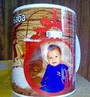 Керамична, магическа или светеща в тъмното чаша със снимки и надпис по ваш избор от 5.90лв, от Тритон 2013