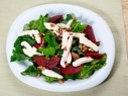 Вкусно за двама в Basilico! 2 порции пилешко филе с гарнитура билкови картофки за 6,40 лв.