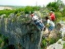 Приключение за 2 или 3 дни с бънджи скокове, алпийски рапели и скално катерене от 79лв