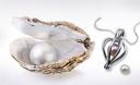Мида с истинска перла в нея + стилно колие с 63% отстъпка за 7.39лв, Стилен подарък от Тритон 2013