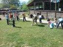 Детски рожден ден с конна езда и аниматори за 11,99 лв на дете от конна база