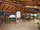 Почивка в Сандански с минерален басейн, 3 нощувки,закуски и вечери за 23лв/ден в х-л Перун
