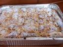 Крем-пита 1,5 кг с уникален ванилов крем и сладко от плодове само за 7,20лв от