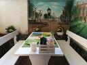 Новооткритият Ресторант-градина Зелена зона - Основно ястие с гарнитура и салата по избор