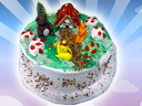 Вкусна торта - Детска, Шоколадова или Кокос на цена от 11.90лв. от сладкарница