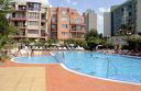Ранно записване за почивка в Несебър! All Inclusive нощувка + басейн, шезлонг и чадър