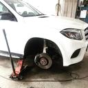 Сезонна смяна на гуми - сваляне/качване, монтаж/демонтаж на 2 бр. гуми