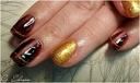 Спа маникюр + покриване на естествени нокти с гел, гел лак и декорации по избор + Бонус