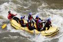 Рафтинг + 3 Спускания по тролей над река Струма или каньонинг, от Рафтинг център Рефлип