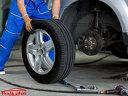 Смяна на 4 броя гуми 13 и 14 цола на лек автомобил - демонтаж, монтаж и баланс
