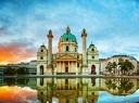 2 нощувки със закуски в хотел 3*, панорамна обиколка на Виена и автобусен транспорт