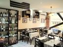 Меча лапа с гарнитура печени картофи и зелена залата + жива музика, от BG Wine Restaurant