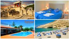 На остров Крит през Септември! 5 нощувки на база All Inclusive в хотел Bomo Club Amnissos Residence 3*, от Теско груп