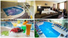СПА почивка във Велинград до края на Октомври! Нощувка със закуска и вечеря + СПА, басейни и Бонус, от Хотел Здравец Wellness &Spa 4*