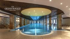 През Март и Април в Банско! 2 нощувки със закуски + SPA и басейн, от Гранд Рояле Апартаментен хотел и Спа 4*