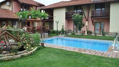 Семеен хотел к-кс Градина 3*