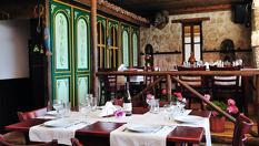 Релакс край Несебър! 1 или 2 нощувки със закуски и вечери /по избор/ + сауна, от Семеен хотел Ловна среща, само на 3 км от Слънчев бряг
