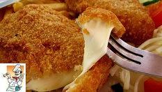 Как да устоиш на ПАНИРАНИ ХАПКИ 1кг. МИКС - бяло сирене, кашкавал, топено сирене, гауда само за 11.99лв, от Кулинарна къща НИКИ