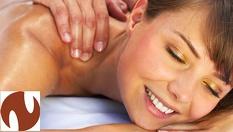 Лечебен масаж на гръб с масло от лавандула или масаж на крака с рефлексотерапия + пилинг масаж на крака с рибките Гара Руфа само за 19.80лв, от Масажно студио Ниа