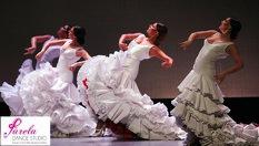 Български народни танци за възрастни - за 9.50лв. или танци на народите - испански, полка, тарантела, френски кадрил за юноши от 7 до 12 години - за 11лв, от Farela Dance Studio