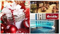 Празнувай Коледа в Пампорово! Три нощувки със закуски, 2 вечери + ПРАЗНИЧНА вечеря и СПА - за 170лв, от Хотел Евридика
