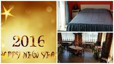 Посрещни Новата 2016 Година в Смолян! Две, три или четири нощувки със закуски и вечери + ПРАЗНИЧНА вечеря на цена от 149.99лв, от Хотел Крис + дете до 6г - БЕЗПЛАТНО