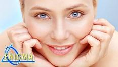 Диамантен пилинг на лице или тяло плюс виртуална (безиглена) мезотерапия с ДНК комплекс за заличаване на белези, стрии и разширени пори за 39,90 лв. вместо 90 лв.от Верига Дерматокозметични центрове Енигма