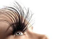 Удължаване и сгъстяване на мигли косъм по косъм от норка и лисичи косъм за 19.90лв, от Салон за красота Sassy