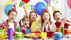 Детски рожден ден в Кафе-клуб Слънчо! 2 часа забавления, меню за 10 деца и техните родители + ТОРТА на цена от 70лв.