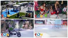 Седмична занималня със занятия на открито, тематични игри, образователни часове, танци, много забавления и включена храна - за 99лв, от FunRing Park София Ринг МОЛ