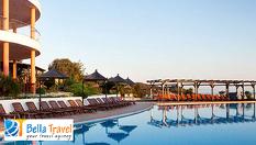Райска почивка за Великден! 4 нощувки, закуски и вечери в Alia Palace Hotel 5* на о-в Халкидики - за 315лв, от Белла Травел