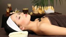 Комбиниран масаж на ЦЯЛО ТЯЛО - 70 мин. за 19.50лв, от Салон за красота Sassy