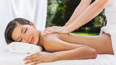 Релаксиращ Хавайски масаж на ЦЯЛО ТЯЛО - 70 мин. само за 15.90лв, от Салон за красота Sassy