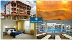 СПА почивка в Банско! Нощувка на база All Inclusive Light + басейн и СПА, от Хотел Маунтийн Дрийм 3*