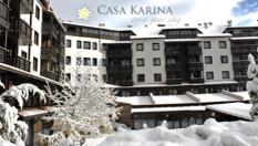СПА почивка в Банско през зимата! Нощувка със закуска и вечеря + СПА и басейн, от Хотел Каза Карина 4*