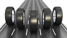 Смяна на 2 бр. гуми до 22 цола - сваляне, качване, демонтаж, монтаж, баланс на цена от 7.80лв, от Сервиз Пепър Минт