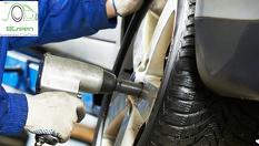 Грижа за автомобила! Смяна на гуми - сваляне/качване, монтаж/демонтаж на 2 бр. до 16 цола или БЕЗ ОГРАНИЧЕНИЕ в цолаж и вид на цена от 11.90лв, от Автоцентър BGreen