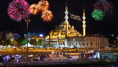 Нова година в Турция