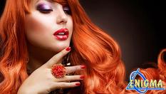Уникална концепция за коса - Beauty Innovation - елексир за скалпа и косъма + подстригване, сешоар и стайлинг - за 29.90лв, вместо за 60лв от Веригат Дерматокозметични центрове Енигма